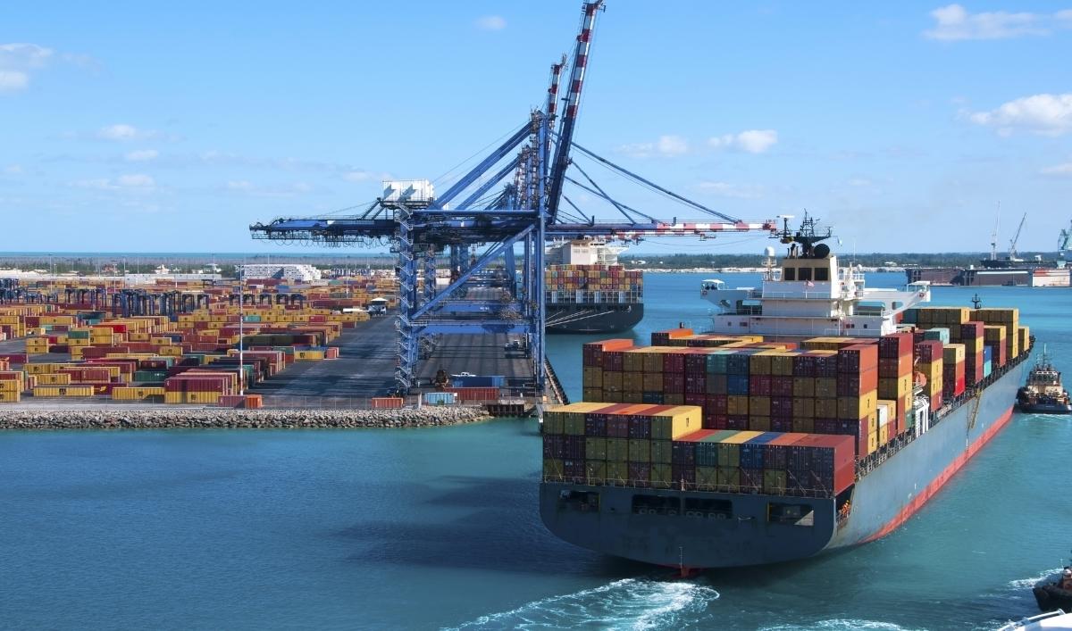 Cargo supply chain interruption d'activité