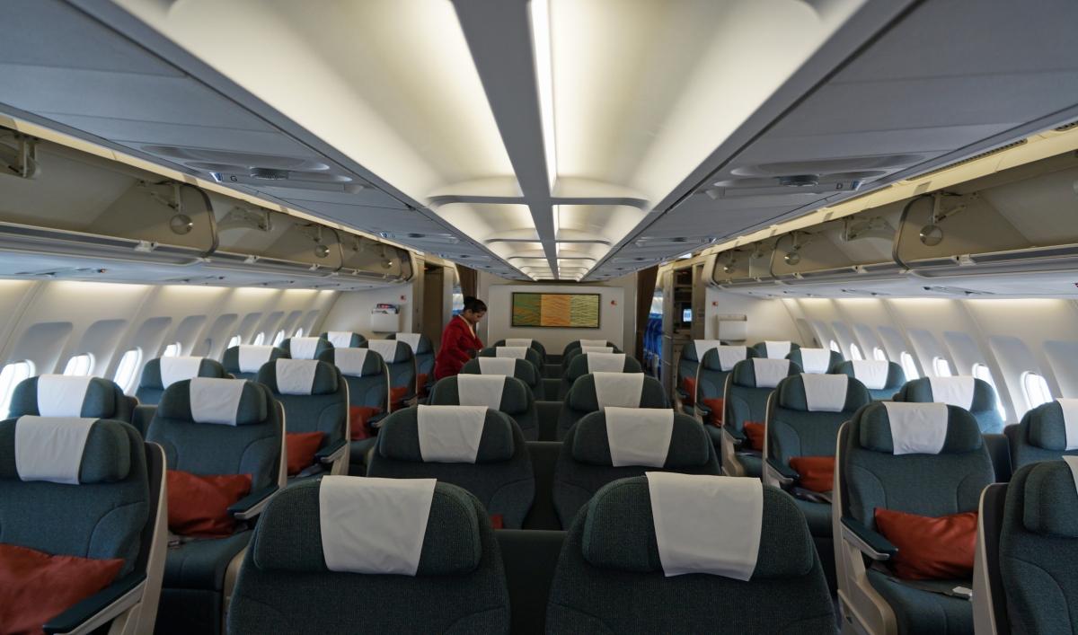 cabine avion syndrome aérotoxique