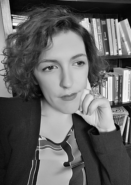 Sabrina Lomel, psychologue clinicienne chez #Formacc