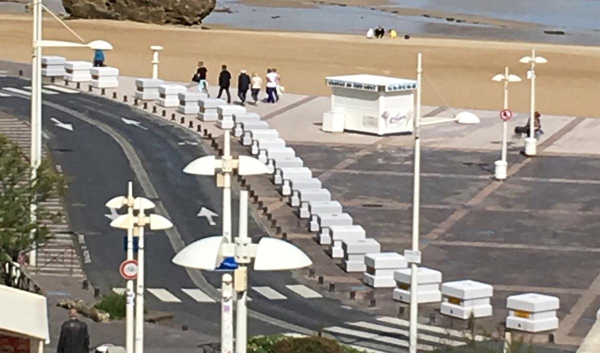 Blocstop Biarritz