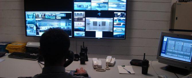 Opérateur vidéosurveillance