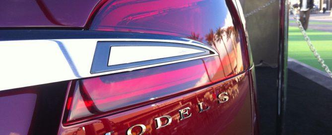 Tesla Model S - Wes Gill via Flickr, licence CC