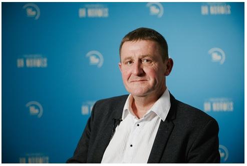 Bruno Saudemont, gérant de la société Prev Sécurité 62 - Crédit : Afnor