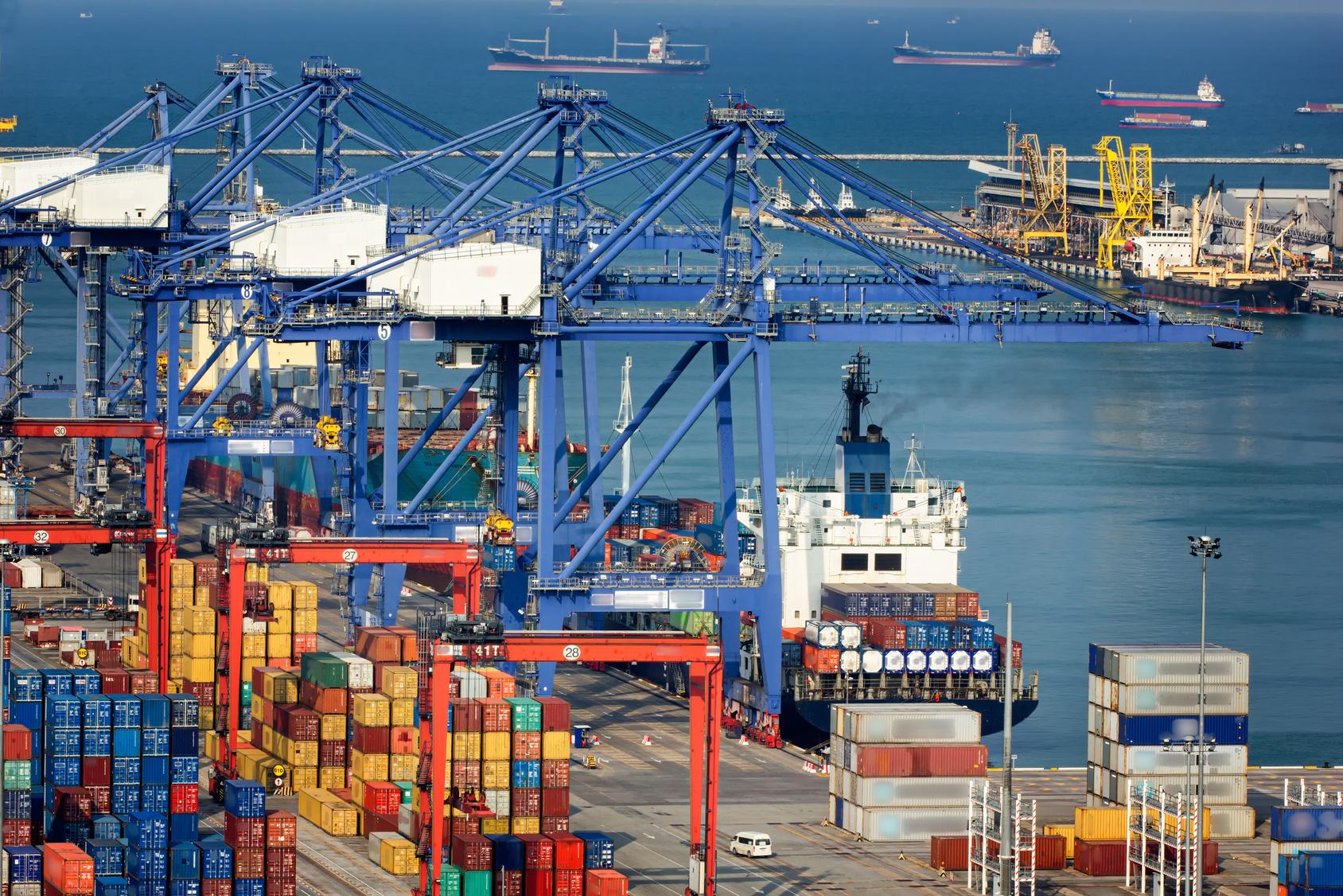 supply chain transport - Photo : Anekoho / Fotolia.com