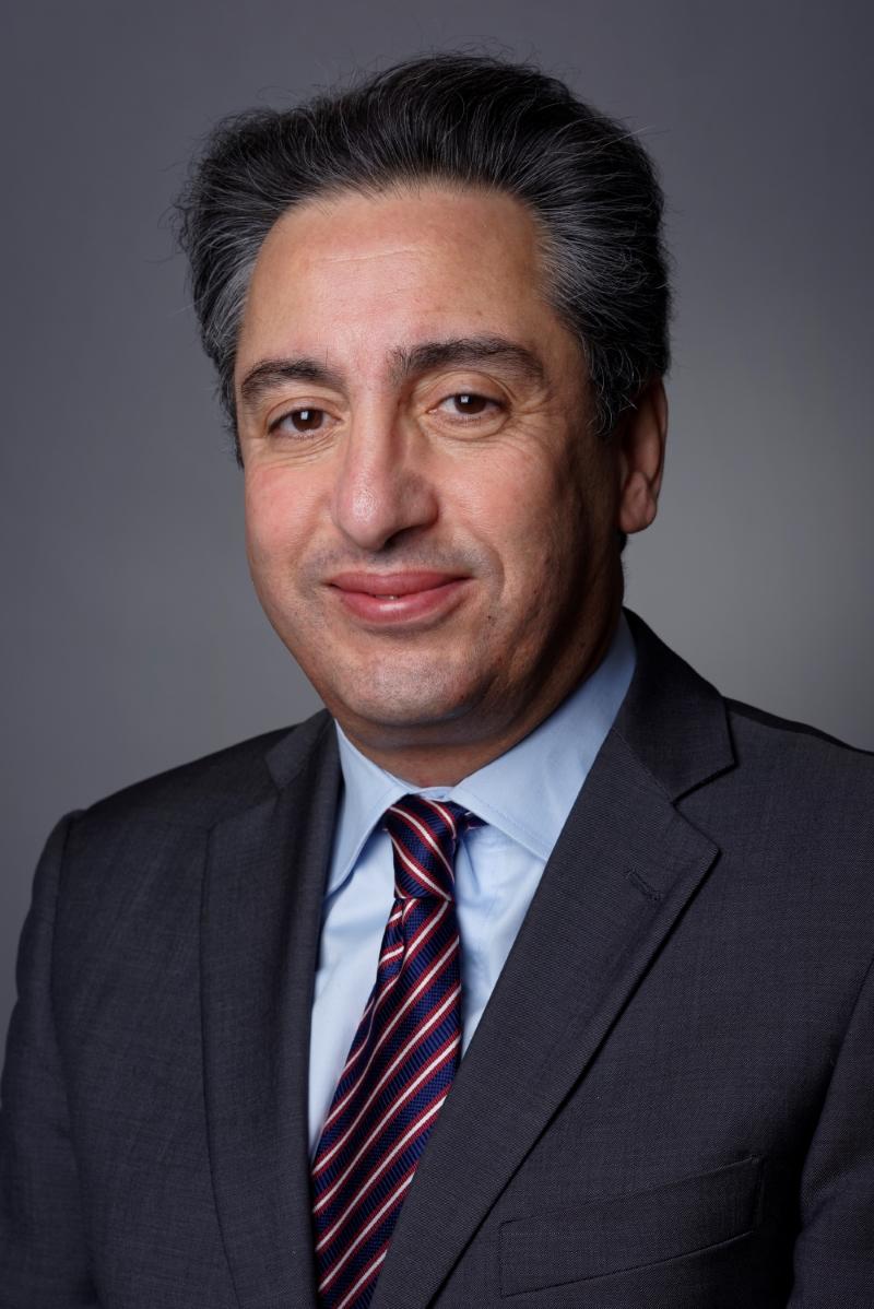 Abdel Bencheikh, directeur des risques et de l'audit interne du groupe House of HR