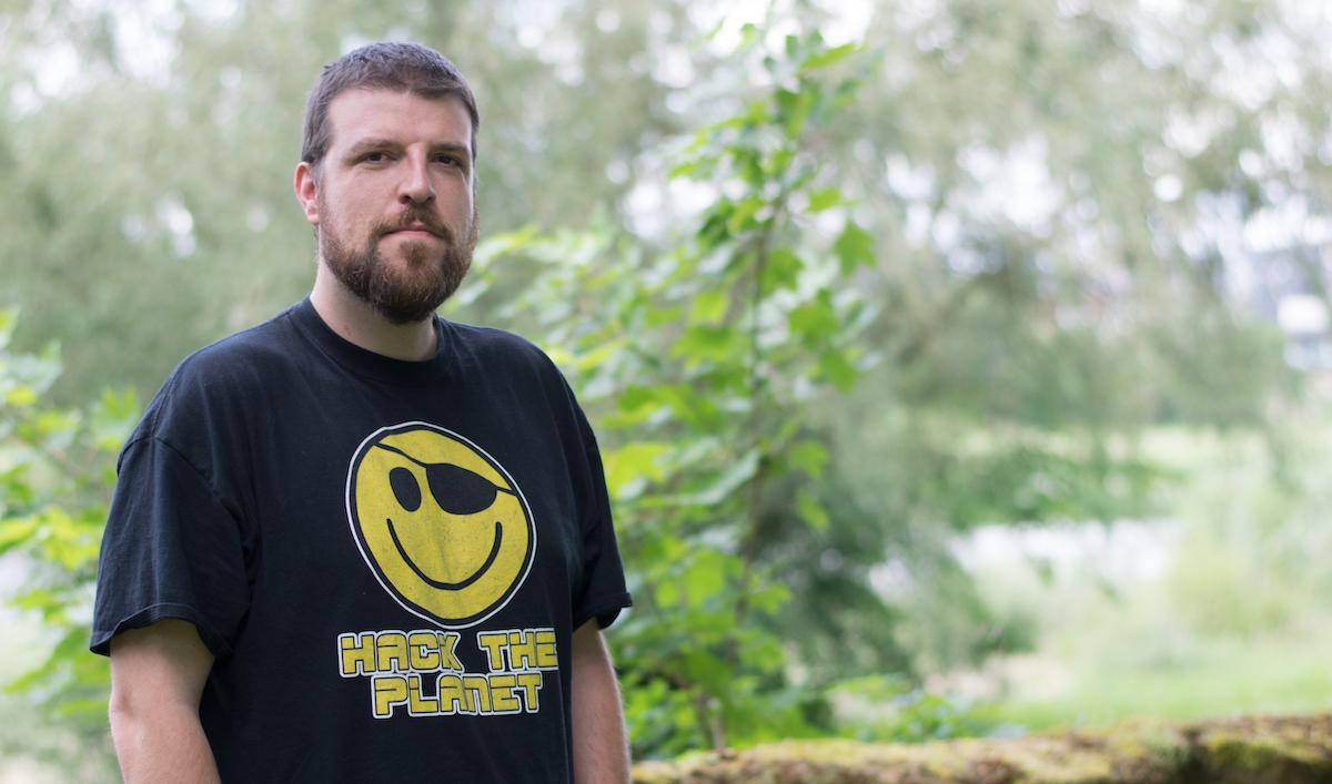 Vous avez dit Bug Bounty rencontre avec le créateur de YesweHack anuel Dorne alias Korben (by Antoine Lamielle licence CC)