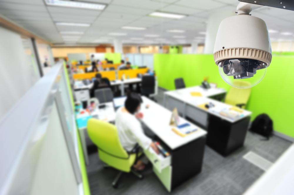 Vidéosurveillance des salariés. Photo stnazkul/Fotolia.com