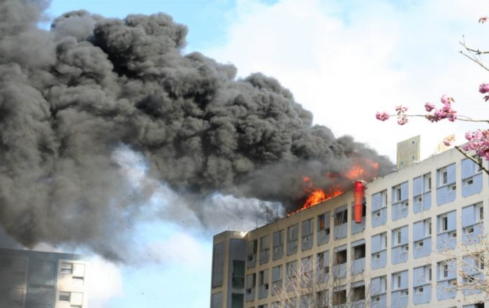 La rentabilité des mesures de prévention contre les risques d'incendie (Photo ibrendan - search cc)