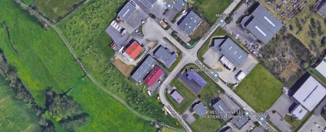 Europoly : un incendie met une trentaine de salariés au chômage technique (Image : Google street view)