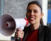 Attentat Christchurch le débat sur l'anonymat des terroristes relancé (Jacinda Ardern, photo Ulysse Bellier - flickr)