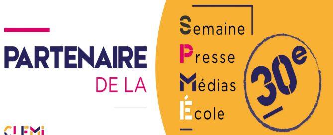 Face au Risque partenaire média de la 30e édition de la SPME (image CLEMI)