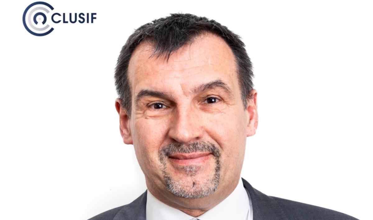 Jean-Marc Grémy, président du Clusif (Photo : Clusif)