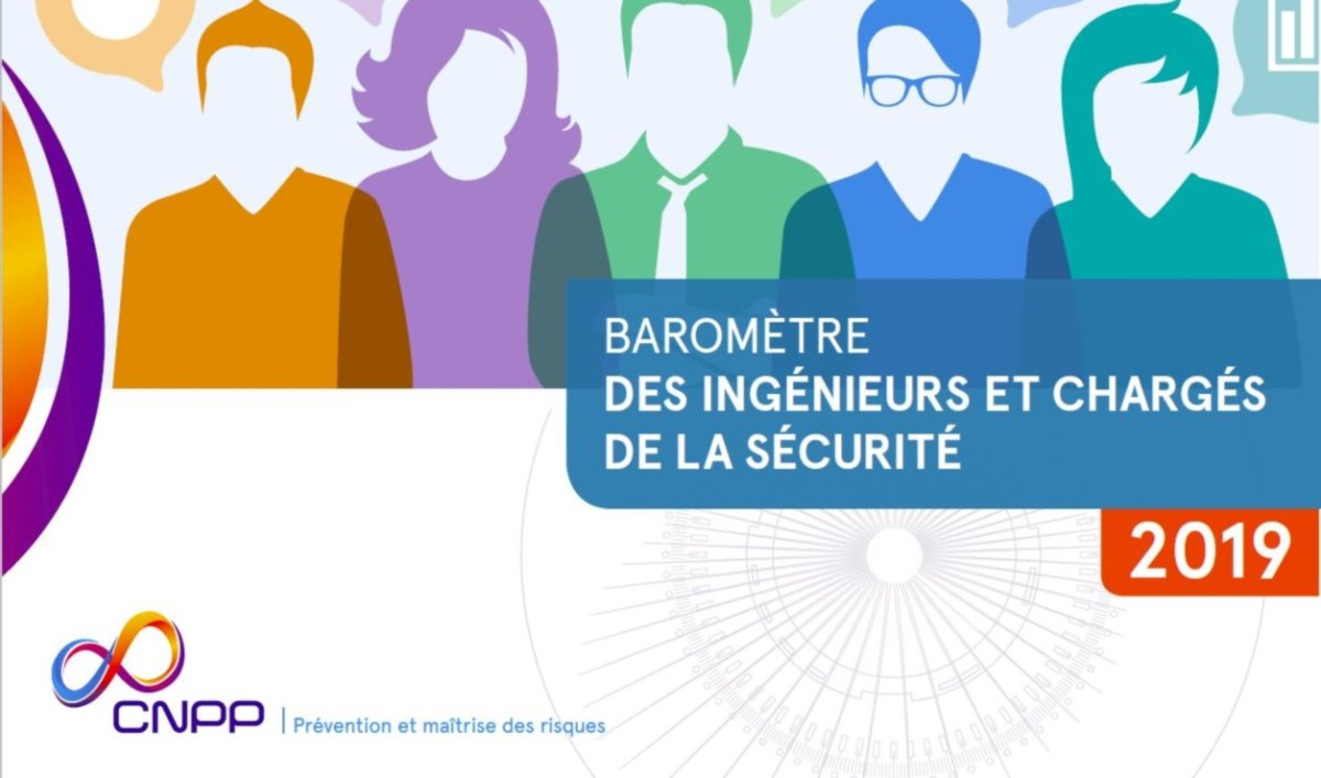 2e Baromètre CNPP et Face au Risque des ingénieurs et chargés de la sécurité (2019 v4)