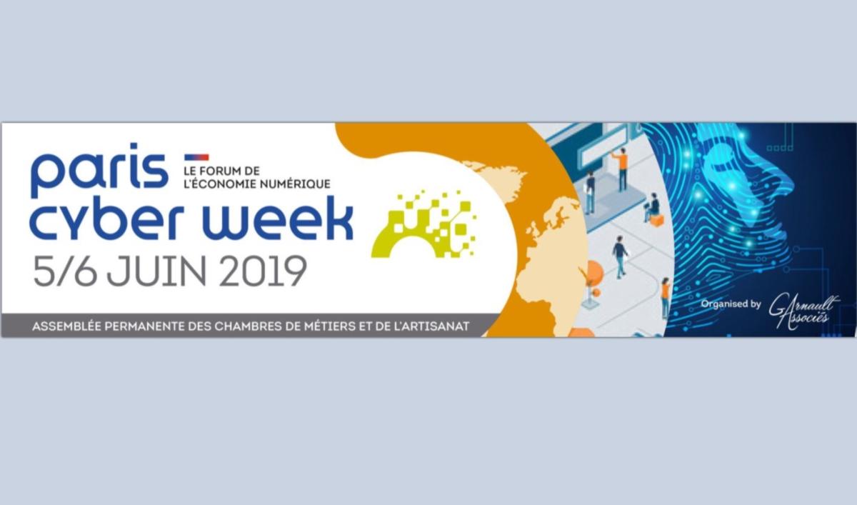 Capture Paris Cyber Week (Image LinkedIn Paris_Cyber_Week)