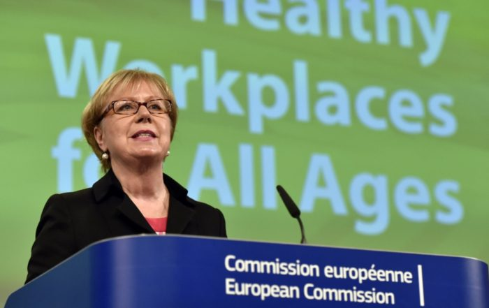 Christa Sedlatschek, directrice de l'EU-Osha (Photo EU-Osha_Flickr_Commons_1200x707)