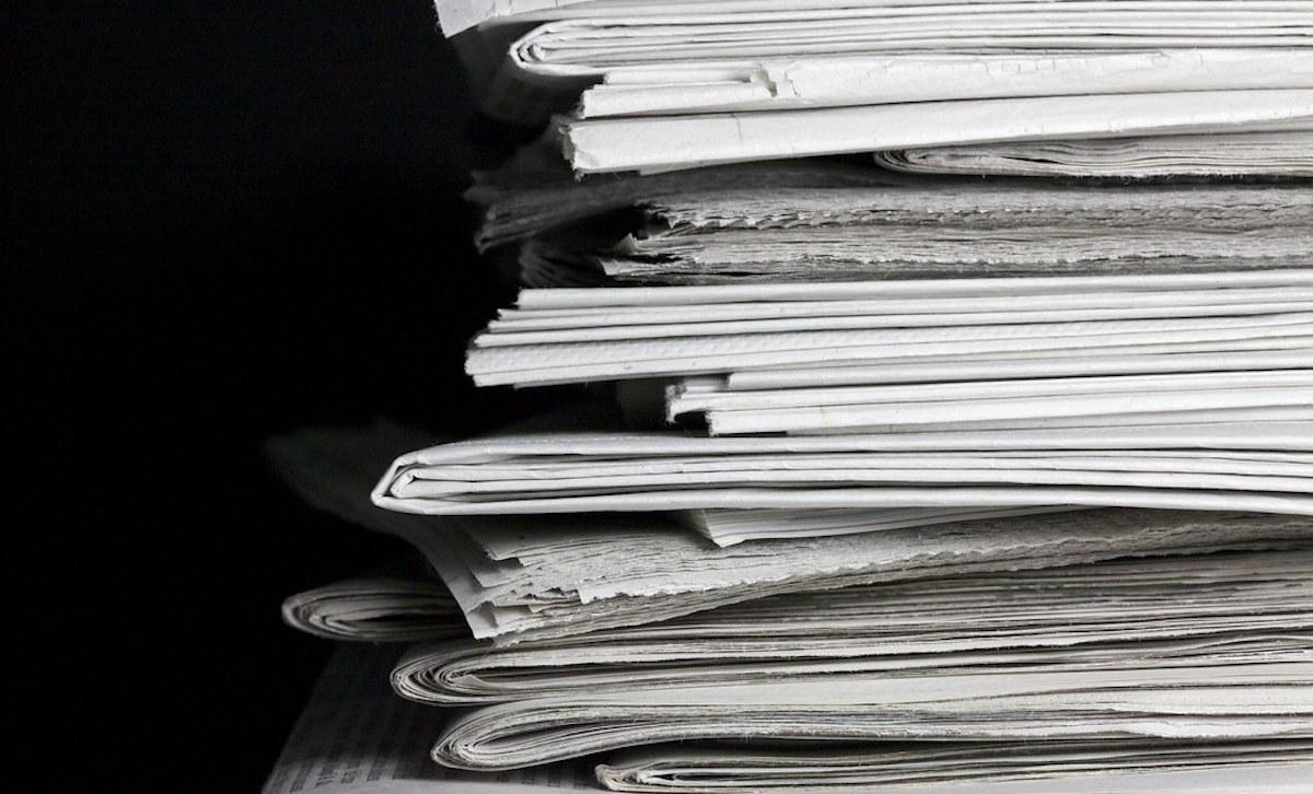 """Décoouvrez notre nouvelle rubrique revue de presse Ink Stained Wretches"""" by jeffeaton is licensed under CC BY-SA 2.0"""