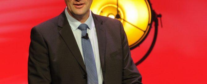 Guillaume Poupard Anssi (Photo Face au Risque les assises 2018)
