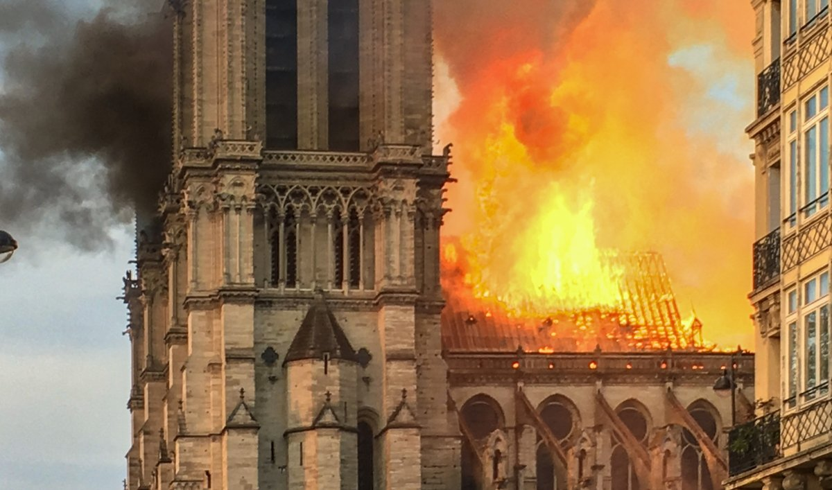 Incendie Notre-Dame de Paris (Photo_LeLaisserPasserA38_Wikimedia_Commons)