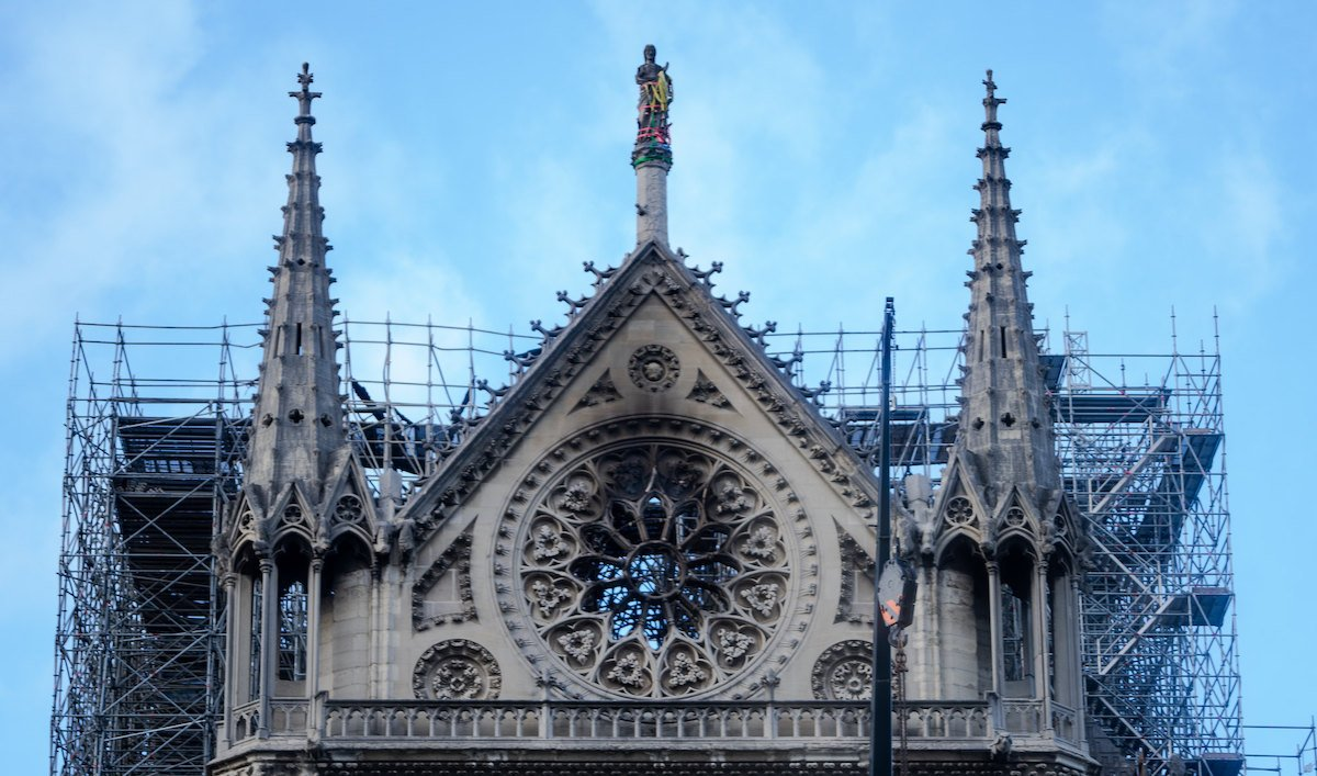 Notre Dame oblige a repenser la detection d incendie photo Jacques Paquier licence CC via Flickr