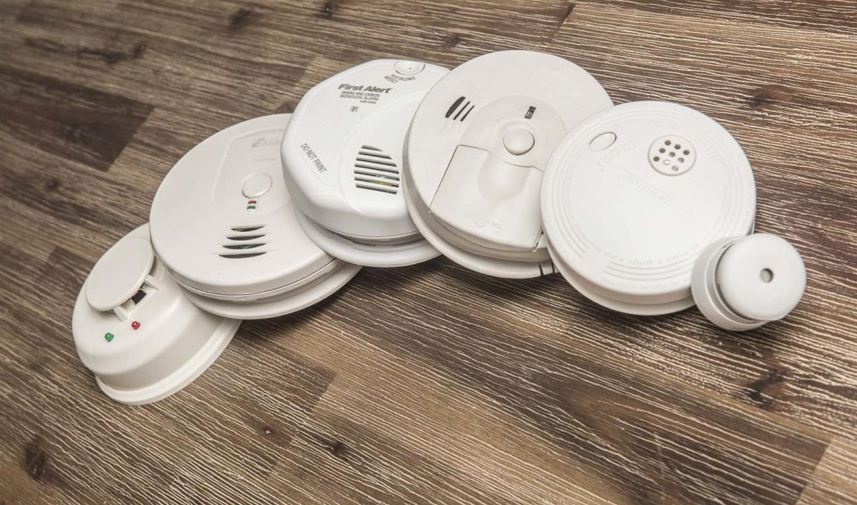 détecteurs de fumée (photo Your Best Digs _ flickr_commons)