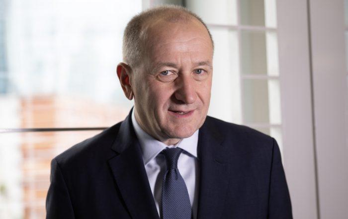 Henri Morel élu président de la FIM. Photo Olivier Raynaud
