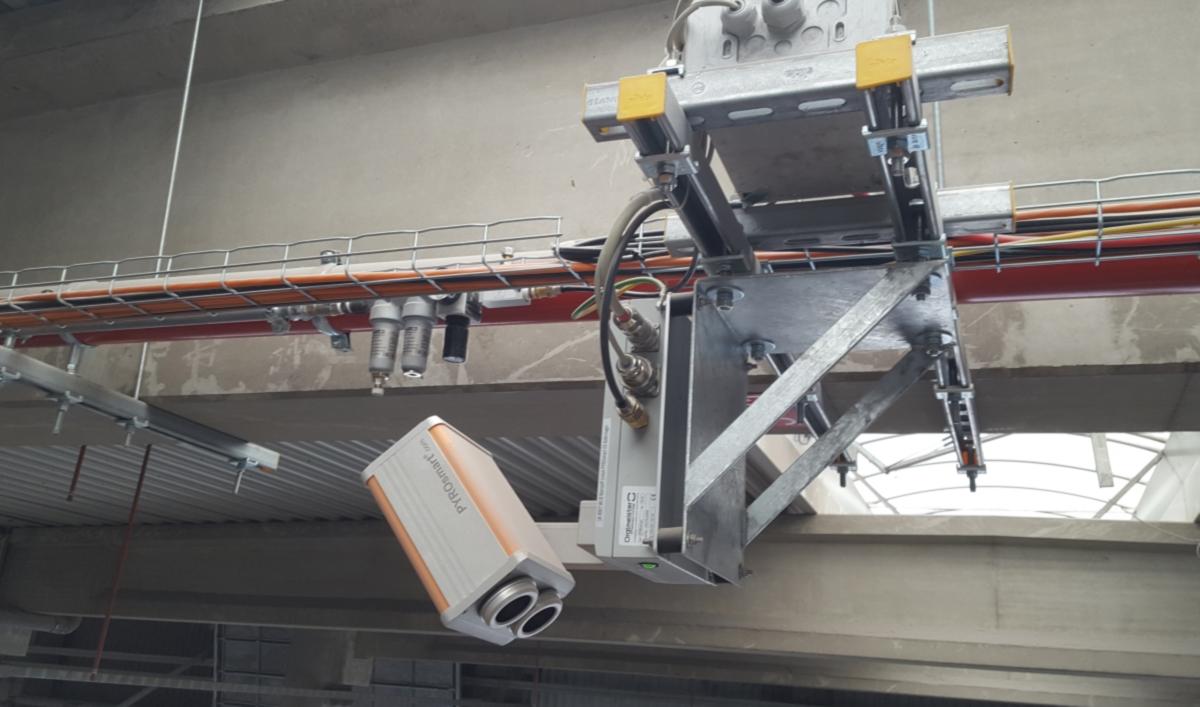 VdS certifie Pyrosmart, 1er système de détection incendie infrarouge (Photo Orglmeister)