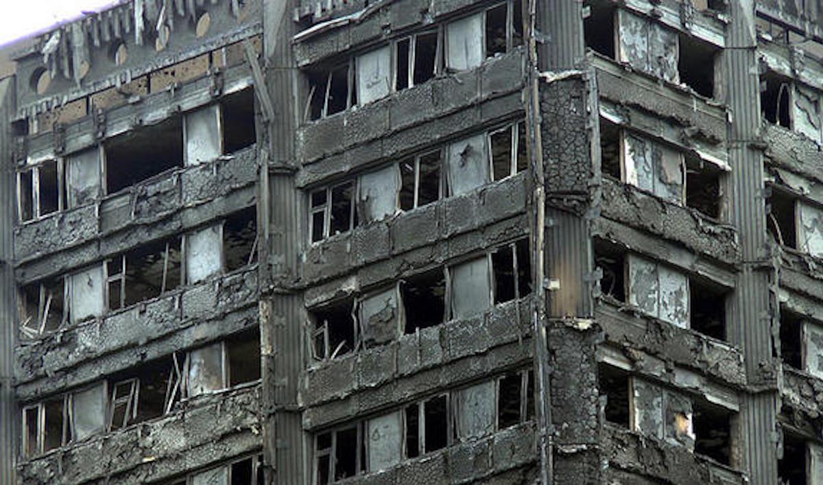 Rapport du CSTB post Grenfell vers un renforcement de la réglementation incendie en france photo ChiralJon via Flickr