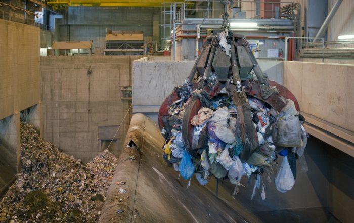 Traitement déchets-incendie-ICPE-crédit : Laurent Mignaux/Terra