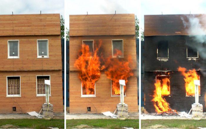 Un colloque international sur les feux de façades à Paris photo CSTB