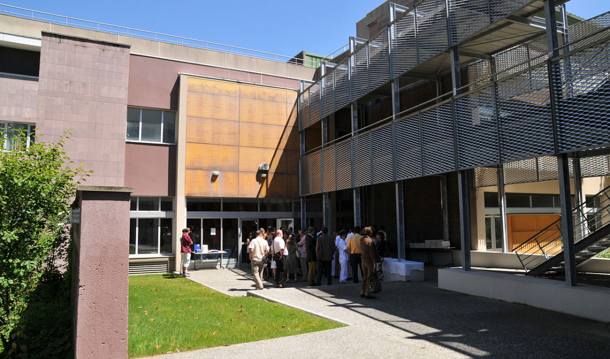 Image illustration ESSP. (Université_Parc_Montaury_Anglet, photo Vince-fr wikimedia commons)