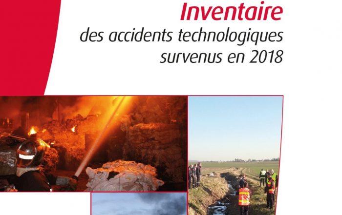 Inventaire des accidents technologiques 2018 - Barpi