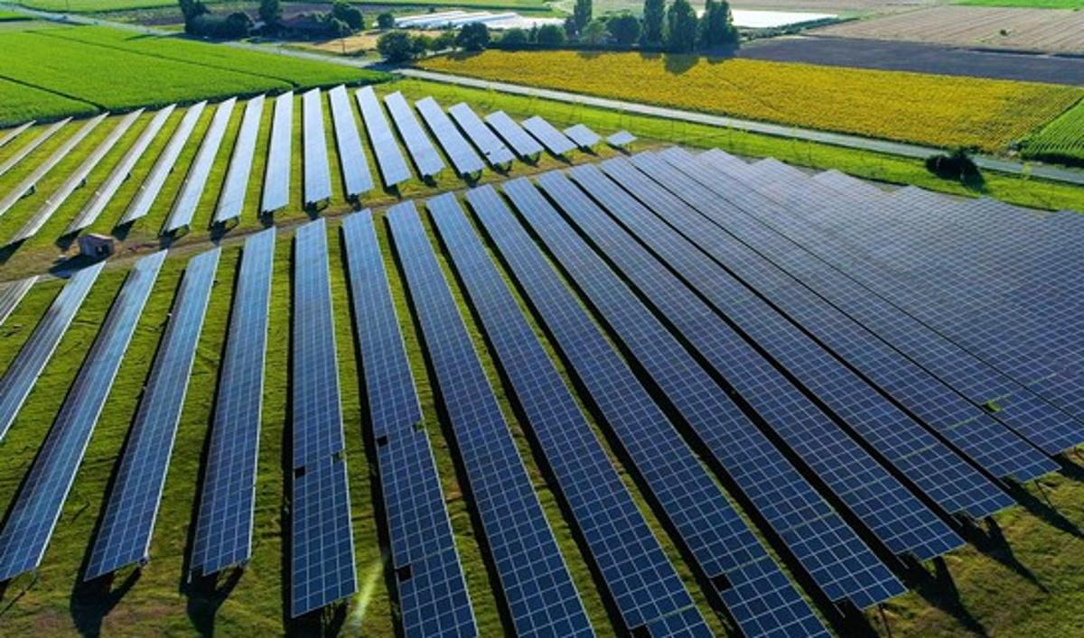 Le développement de projets d'énergie renouvelable apporte des défis. (Image AGCS)
