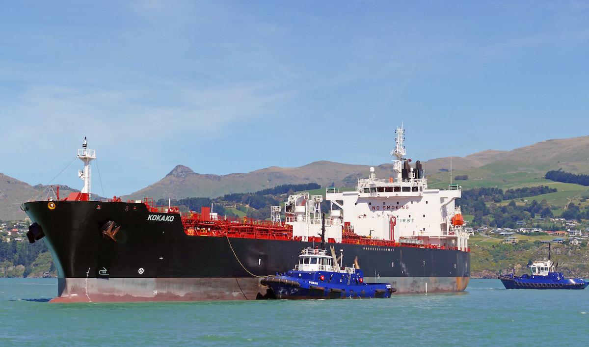 Le secteur maritime à la merci des pirates numériques credits Bernard Spragg. NZ via Flickr licence CC