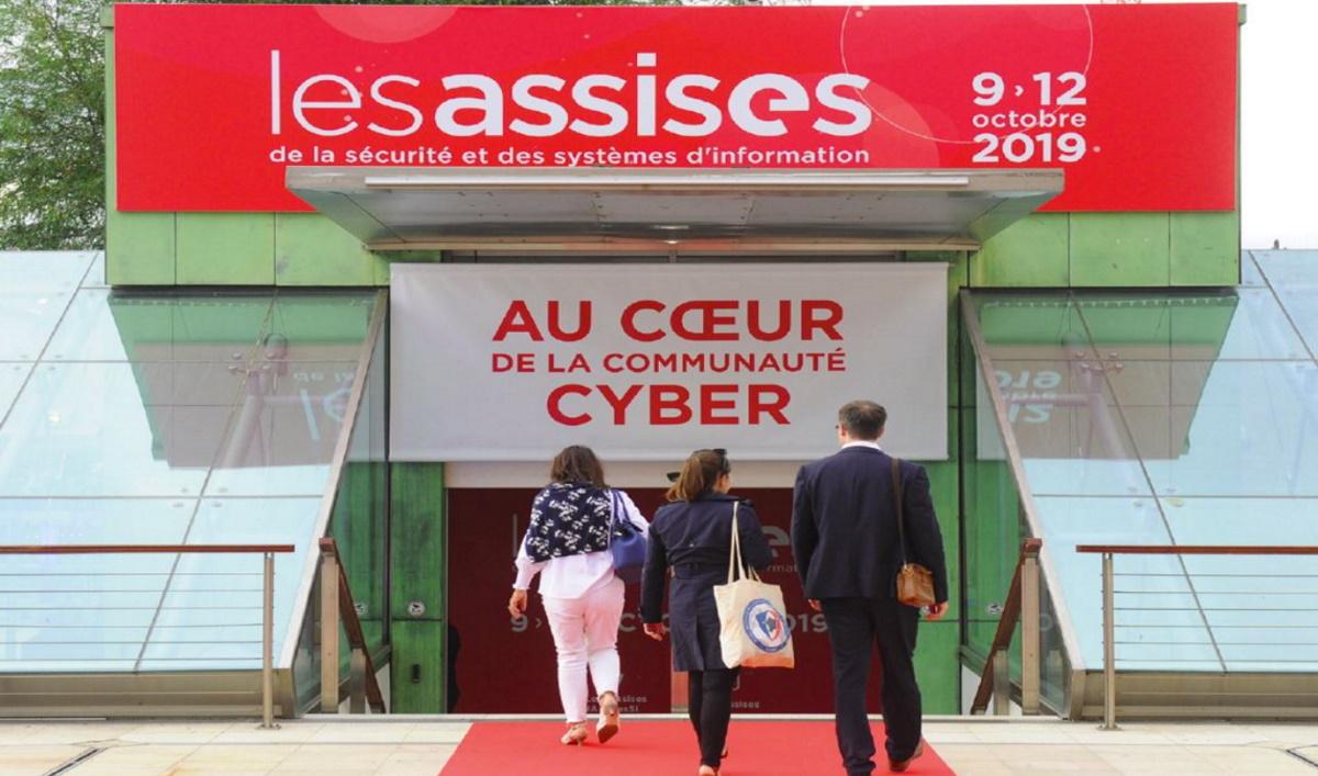 Assises de la sécurité 2019. (Photo @Les Assises).
