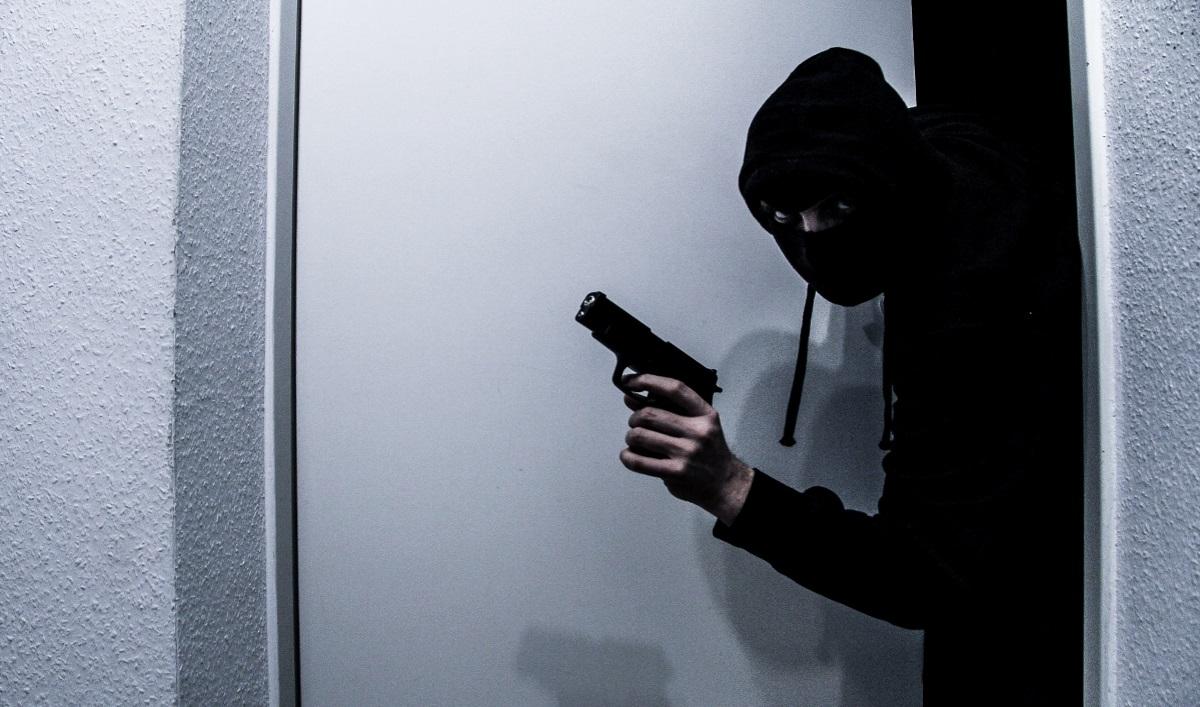 Vol a main armée - arme - violence -Crédit Pixabay