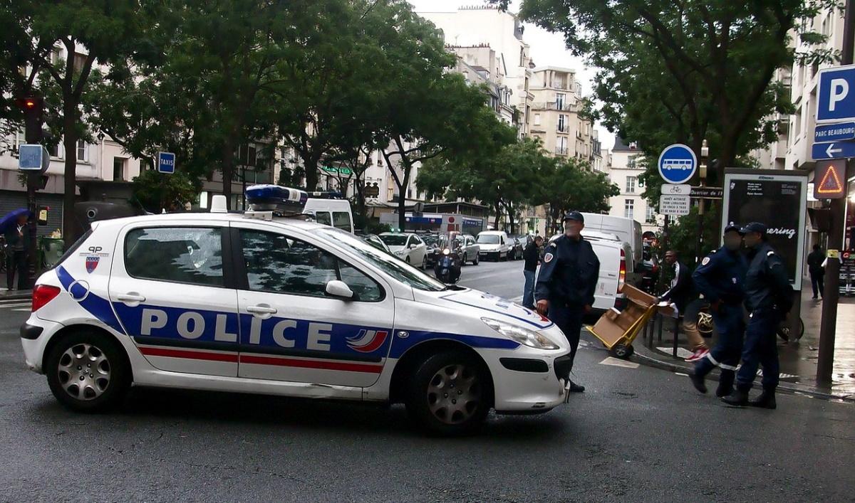 Attaque au couteau à la préfecture de police de Paris. (photo d'illustration Kevin.B wikimedia cc)
