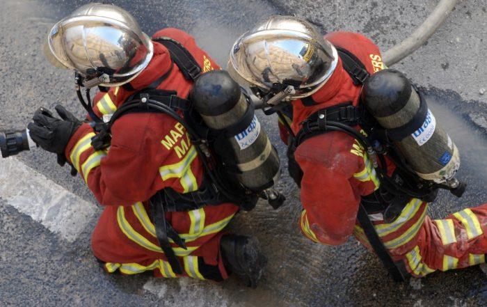 Réalité virtuelle dans la formation des pompiers. (Photo Samoth - fotolia.com)