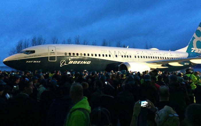 Boeing 737 Max. (Crédit Aka The Beav_flickr).