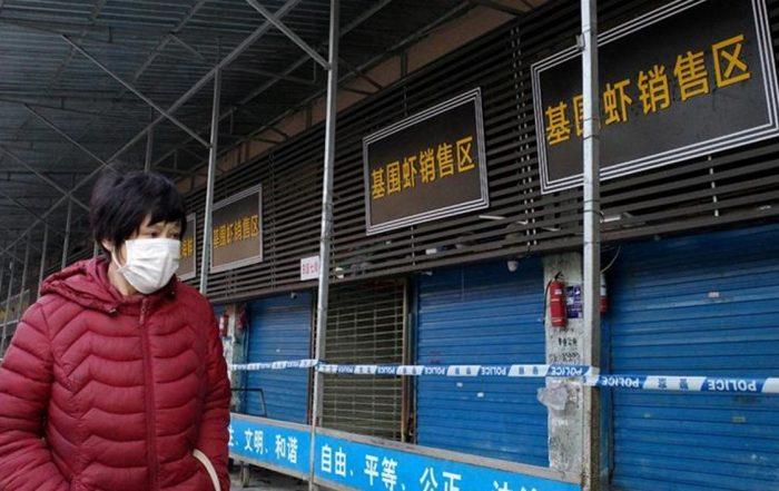 Coronavirus, marché de Wuhan. (Photo SISTEMA12 - Wikimedia _CC).
