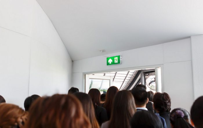 Evacuation - Photo wittybear/Fotolia.com