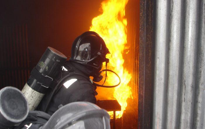 Incendie- PME - Crédit : CNPP