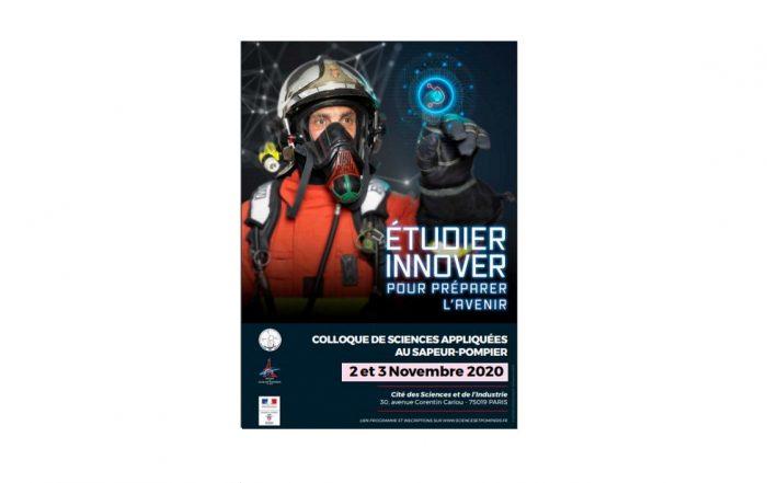 colloque sciences appliquées au sapeur-pompiers 2020.