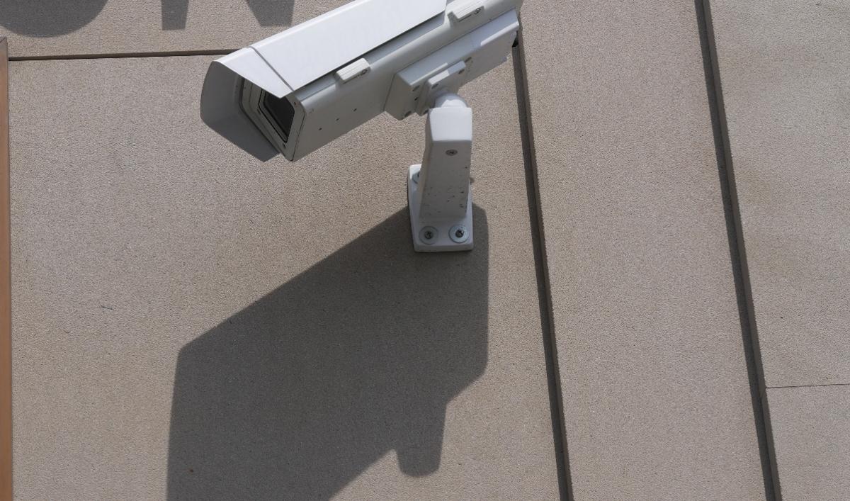 Camera surveillance sur IP - Pikrepo CC