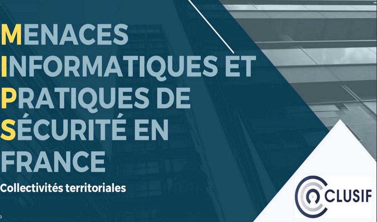Clusif étude MIPS 2020 collectivités.