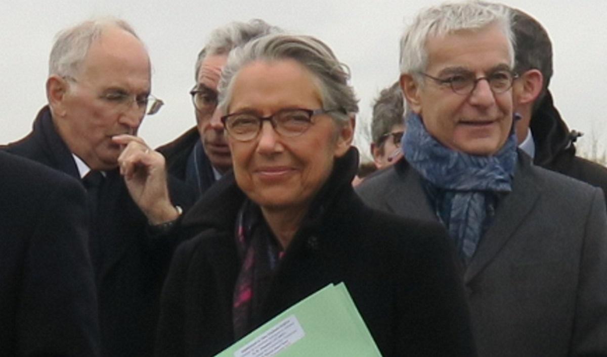 Elisabeth Borne - Ministre Ecologie - ICPE - Lubrizol Crédit : Martine Porez-Face au Risque