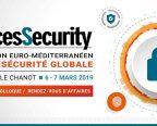 AccesSecurity : le programme complet du salon de la sécurité globale (6 et 7 mars 2019)