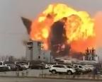 78 morts au moins dans une explosion suivie d'un incendie en Chine