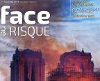 L'incendie de Notre-Dame à la Une du numéro de mai de Face au Risque