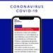 Covid-19 Attestation deplacement numérique